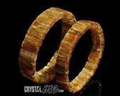艾文拍的美美水晶:2010/04/01之滿絲鈦晶版珠手珠