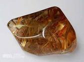 艾文拍的美美水晶:鈦晶原礦石特寫二