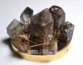 艾文拍的美美水晶:異象水晶柱七星陣