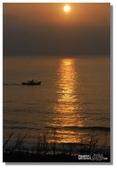 早安!花蓮~觀海:日出與船