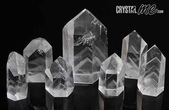 艾文拍的美美水晶:白幽靈水晶柱
