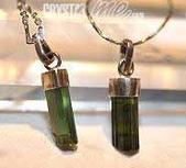 艾文拍的美美水晶:2010/03/11之綠碧璽靈擺