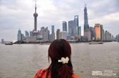 上海驚奇-2013/10:渡輪上遙望東方明珠