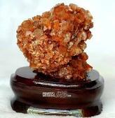 艾文拍的美美水晶:霰石的與方解石,鐘乳石一樣,都是碳酸鈣的結晶