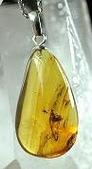 艾文拍的美美水晶:蟲珀墬子(二)