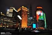上海驚奇-2013/10:著名的外灘夜景