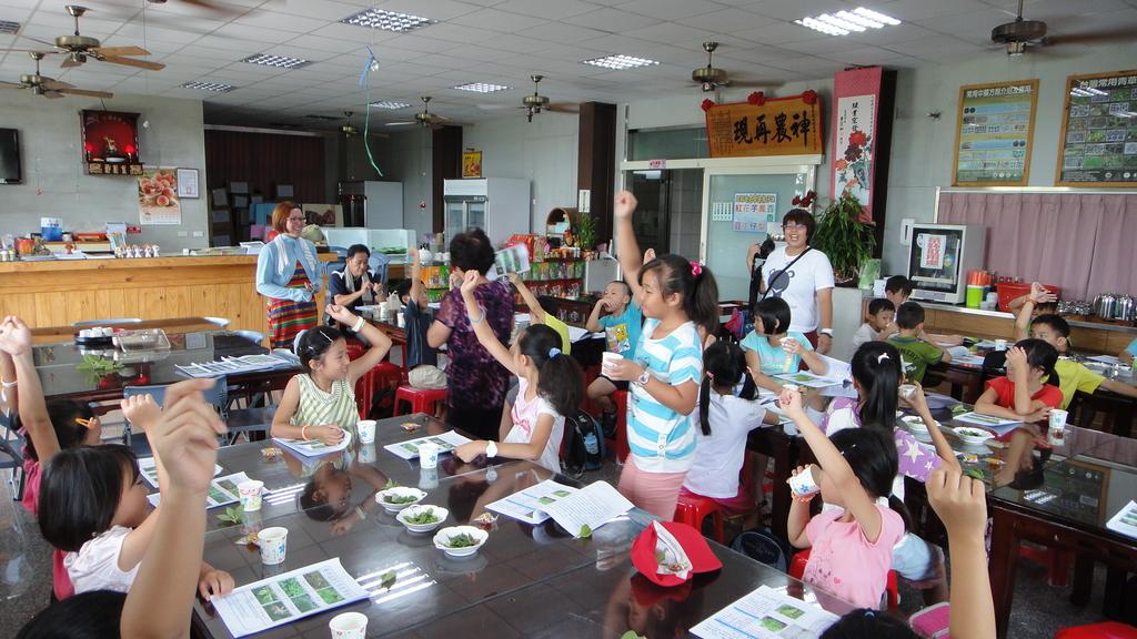 103年8月8日宜蘭市私立安康幼兒園到大安藥園休閒農場進行戶外教學活動:DSC06285.JPG