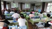 2014年6月13日宜蘭縣蘭陽技術學院化妝品應用系到大安藥園休閒農場進行參訪活動:DSC05007.JPG