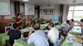 2014年6月13日宜蘭縣蘭陽技術學院化妝品應用系到大安藥園休閒農場進行參訪活動:DSC05011.JPG