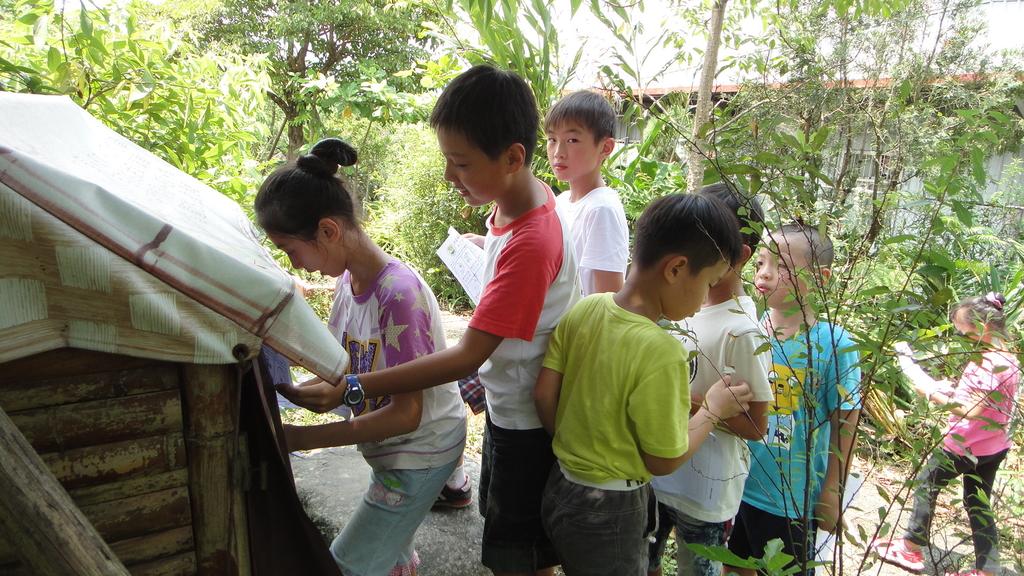 103年8月8日宜蘭市私立安康幼兒園到大安藥園休閒農場進行戶外教學活動:DSC06335.JPG