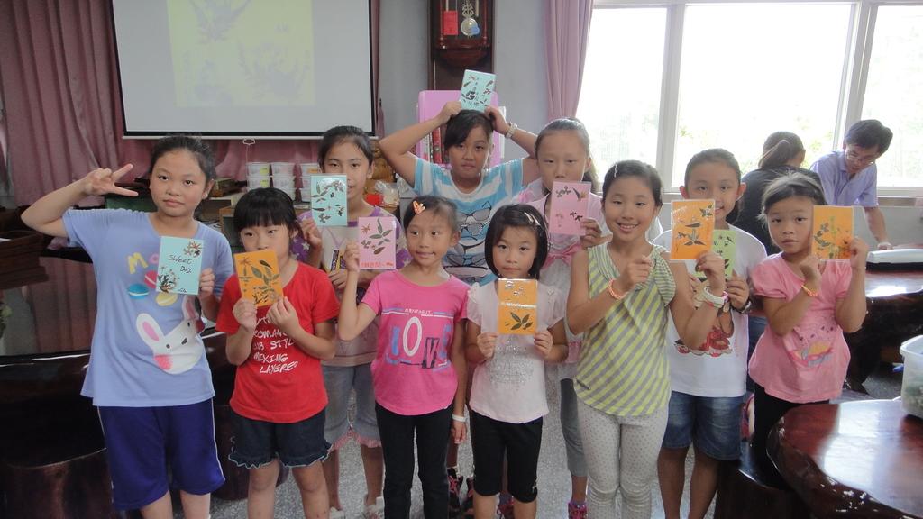 103年8月8日宜蘭市私立安康幼兒園到大安藥園休閒農場進行戶外教學活動:DSC06321.JPG