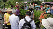 2014年6月8日板橋中醫社大170人到大安藥園休閒農場進行參訪活動:DSC04810.JPG
