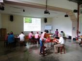 陳淑良老師於6/18到頭城農場為農場解說員講解藥草功效:DSC06062.JPG