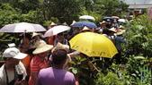 2014年6月8日板橋中醫社大170人到大安藥園休閒農場進行參訪活動:DSC04830.JPG