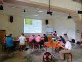 陳淑良老師於6/18到頭城農場為農場解說員講解藥草功效:DSC06065.JPG