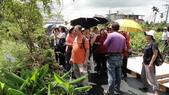 2014年6月8日板橋中醫社大170人到大安藥園休閒農場進行參訪活動:DSC04836.JPG