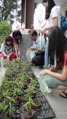 2014年6月13日宜蘭縣蘭陽技術學院化妝品應用系到大安藥園休閒農場進行參訪活動:DSC05037.JPG