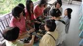 2014年6月13日宜蘭縣蘭陽技術學院化妝品應用系到大安藥園休閒農場進行參訪活動:DSC05040.JPG