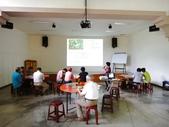 陳淑良老師於6/18到頭城農場為農場解說員講解藥草功效:DSC06080.JPG