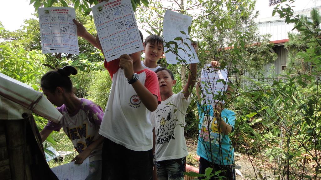 103年8月8日宜蘭市私立安康幼兒園到大安藥園休閒農場進行戶外教學活動:DSC06336.JPG
