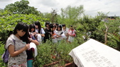 103年6月30日宜蘭縣蘇澳國中七年級師生到大安藥園休閒農場進行戶外參訪活動:DSC05409.JPG