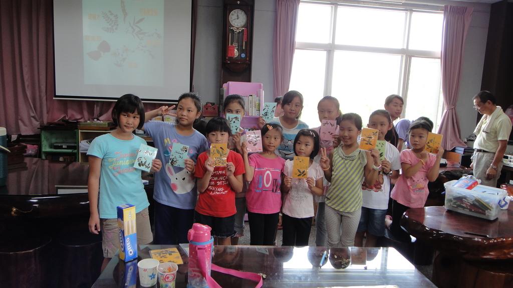 103年8月8日宜蘭市私立安康幼兒園到大安藥園休閒農場進行戶外教學活動:DSC06322.JPG