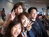 2008.11.19:終於到了菲律賓的馬尼拉國內機場