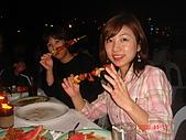 2008.11.19:第一天南洋風味BBQ海鮮自助晚餐