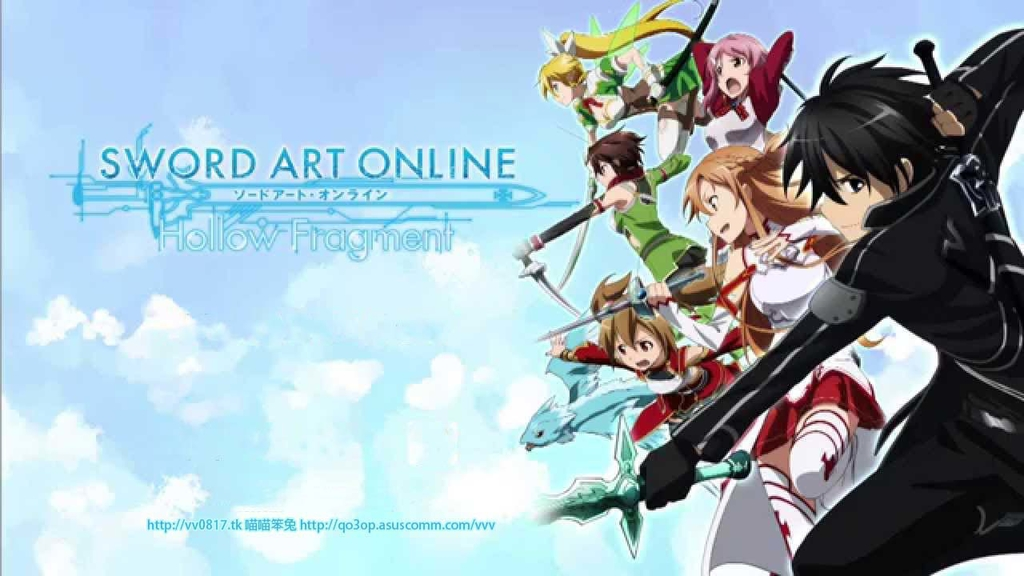刀劍神域 Re:-虛空斷章- Sword Art Online RE: Hollow Fragment