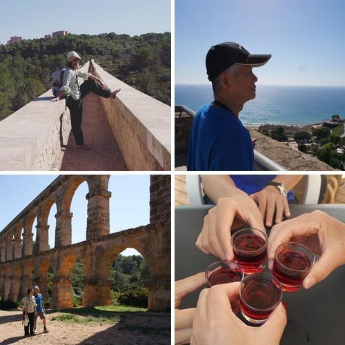 相簿封面 - 2015與老爸同遊Tarragona