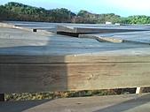 10-10-11 苗栗後龍 貝殼山、海角樂園、福寧海邊:海角樂園的破涼亭1