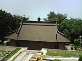 09-08-02 苗栗 通霄神社、虎頭山公園 台中日南火車站:主殿看拜殿