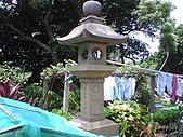 09-08-02 苗栗 通霄神社、虎頭山公園 台中日南火車站:燈籠!