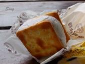 13-04-24后里月眉糖廠、外埔永豐桐花步道、公婆樹:月眉糖廠冰品-三明治冰淇淋(芋頭口味)