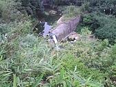 09-08-26平溪孝子山、嶺腳觀景亭、十分眼鏡洞:嶺腳瀑布