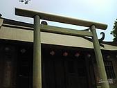 09-08-02 苗栗 通霄神社、虎頭山公園 台中日南火車站:再來張鳥居與拜殿