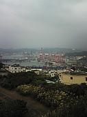 08-11-17白米甕砲台、仙洞巖、佛手洞:白米甕砲台看基隆港