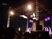 13-08-03苗栗海洋觀光季演唱會 後龍外埔漁港場:演唱會舞台