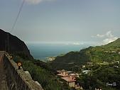 09-08-26平溪孝子山、嶺腳觀景亭、十分眼鏡洞:金瓜石與海