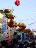 12-02-06彰化 鹿港燈會:千里龍廊-日