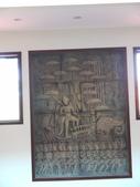 2011.04.10~11 柬埔寨&胡志明市:02-014-吳哥窟-皇宮渡假村-牆上壁畫.JPG