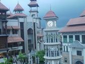 2010.09.17 in 馬來西亞:039-1普爾曼湖畔飯店-雨天清晨.jpg