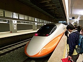 台灣高鐵試乘行:T012