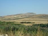 Tunisia-Tabarka(jazz concert):遍地小花與起伏的丘陵