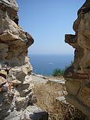Tunisia-Tabarka(jazz concert):岩縫的窺視