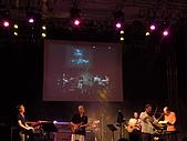 Tunisia-Tabarka(jazz concert):第一場音樂會  第一團為Tiefland