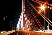 台灣之美:南二高高屏溪斜張橋夜景之四.jpg