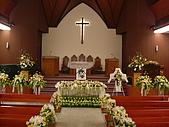 基督教追思會場佈置:阿嬤告別式 038.JPG