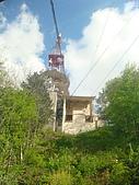 羅馬尼亞Romania_布拉索夫BRASOV古城:DSC02814羅馬尼亞_坐纜車上坦帕山景緻.JPG