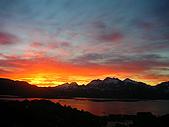 格陵蘭島的夕陽-GREENLAND:IMGP2483格陵蘭島GREENLAND-AMMASSALIK.JPG